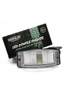 Omnius LED Doppelbrenner Leuchte xenonweiss (Kühlergrill)