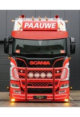 Typ4 Frontspoiler für Scania next Generation (Mittlere)
