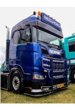 Typ3 Frontspoiler für Scania next Generation