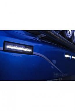 "Scania Sonnenblende Positionsleuchte LED ""OptoLine"" xenonweiss"