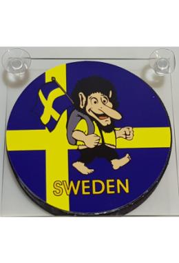 Troll Schweden Leuchtbox