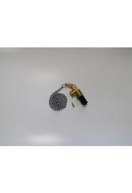 Zugventil für Einzelhorn, 8 mm