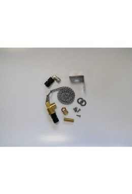 Zugventil für Doppelhorn, 8 mm